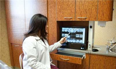 Dental Patient in Rochester Hills